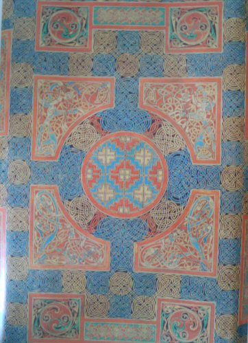 Celtic Knot paper